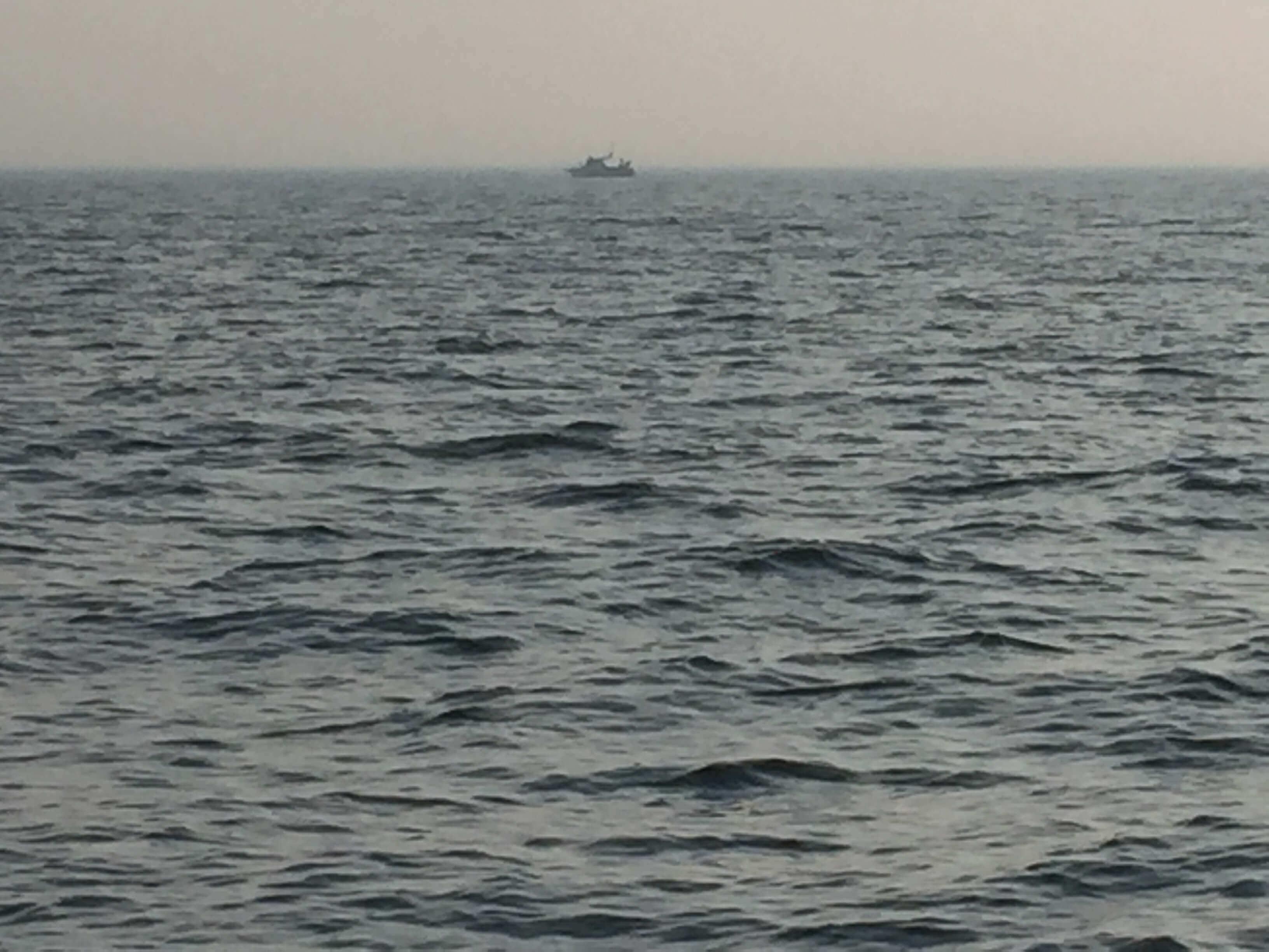 Bootsangeln geht immer!