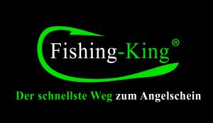 Der schnellste Weg zum Angelschein mit Fishing-King: Meld Dich jetzt an!