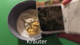 Tiefkühlkräuter (7 Kräuter-Mischung)