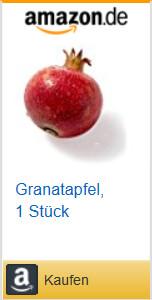 Granatapfel, 1 Stück online bestellen und liefern lassen