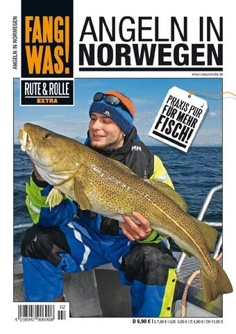 Angeln in Norwegen - Fang was von Rute&Rolle
