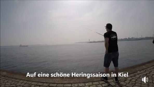 "Eric ""Coast-Fisher"" übers Heringsangeln in Kiel"