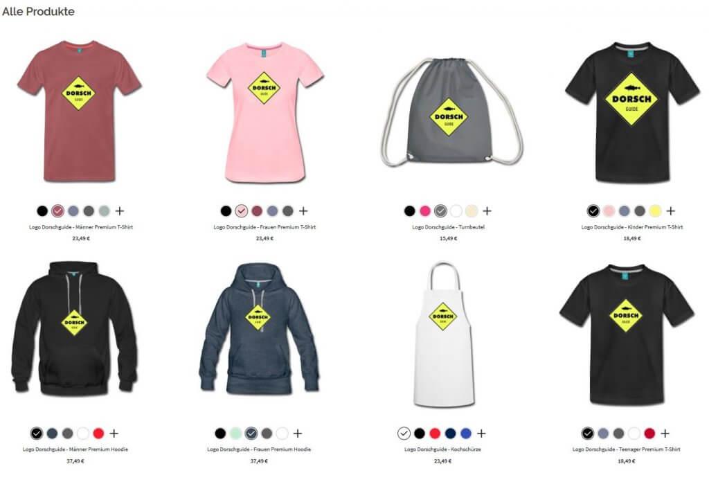 Klick einfach auf das Bild - Angelshop für Klamotten Hoodies, Pullover, Shirts und mehr!
