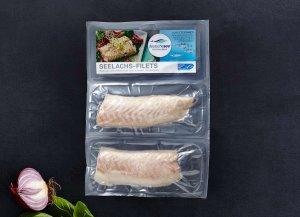 🛒 Seelachs Filets, handfiletiert<br>ℹ️ Online kaufen auf dorsch-guide.de