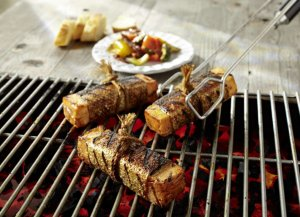 🛒 Lachs BBQ in Grillhaut<br>ℹ️ Online kaufen auf dorsch-guide.de