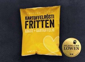 🛒 Frittenlove Kartoffelrosti aus DHDL<br>ℹ️ Fritten online kaufen auf dorsch-guide.de