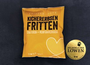 🛒 Frittenlove Kichererbse aus DHDL<br>ℹ️ Fritten online kaufen auf dorsch-guide.de