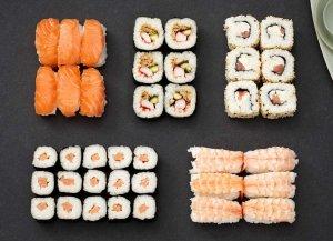 🛒 Sushi-Box NigiriMakCalifornia<br>ℹ️ Online kaufen auf dorsch-guide.de