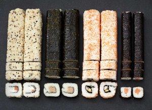 🛒 Sushi-Box MakiCalifornia-Rollen<br>ℹ️ Online kaufen auf dorsch-guide.de