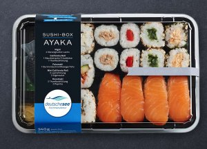 🛒 Sushi-Box Ayaka<br>ℹ️ Online kaufen auf dorsch-guide.de
