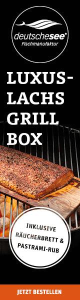 Luxus Lachs-Grillbox: Frischen Fisch an der digitalen Fischtheke online bestellen von Deutsche See_(Bild1)