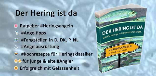 """Banner_E-Book """"Der Hering ist da"""" - Ratgeber zum Heringsabgeln"""